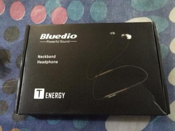 Fone De Ouvido Bluedio T3 Plus Entrada Cartão Sd * Lacrado
