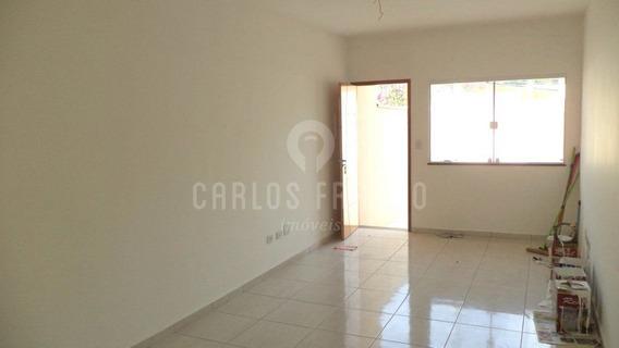 Sobrado Novo - Casa Geminada - Cf13349