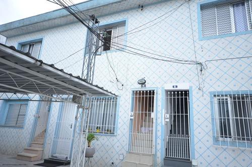 Casa De Vila Assobradada Na Vila Bertioga A Venda - R$ 290.000 - Ca00249