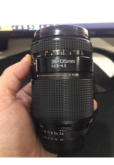 Lente Nikon Af Nikkor 35-135mm