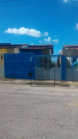 Casa Com 2 Dormitórios À Venda, 49 M² Por R$ 120.000 - Olho D