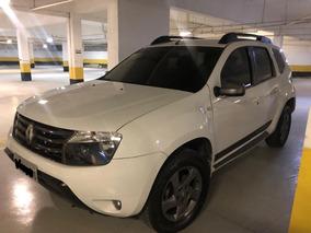Renault Duster 2.0 Tech Road Ii Automático Gnv Branco