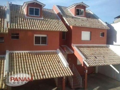 Casa Em Condominio - Jardim Floresta - Ref: 7980 - V-7980