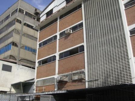 Edificio Industrial En Venta En Los Ruices