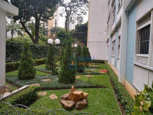 Imagem 1 de 21 de Apartamento Para Alugar, 65 M² Por R$ 2.000,00/mês - Higienópolis - São Paulo/sp - Ap64136