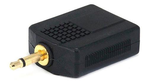 Monoprice 7207 Plug 3.5mm Mono A 2x 1/4  Jacks Stereo