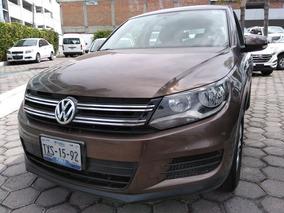 Volkswagen Tiguan 2.0 Nive At Unico Dueño