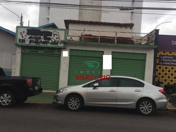 Sala Para Alugar, 1 M² Por R$ 1.500/mês - Centro - Bauru/sp - Sa0153