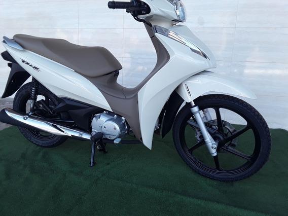 Honda Biz 125 Flex - Cbs - Porta Objetos 3 Anos De Garantia!