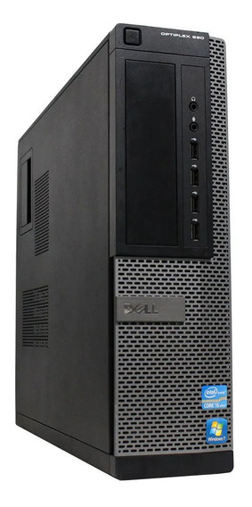 Desktop Dell Optiplex 990 Intel Core I5 2400 4gb Hd 500gb