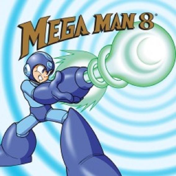 Mega Man 8 + Mega Man X4 + Mega Man X5 Classico Ps1 Ps3