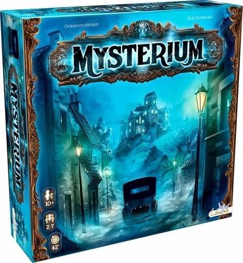 Jogo Mysterium Board Game Português Novo Lacrado Galapagos
