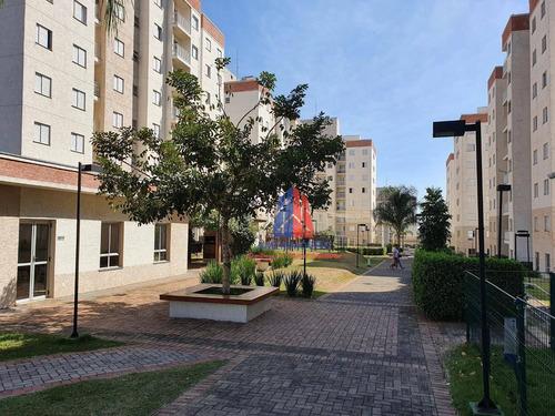 Apartamento Com 2 Dormitórios Para Alugar, 49 M² Por R$ 1.134,00/mês - Jardim Guanabara - Americana/sp - Ap1212