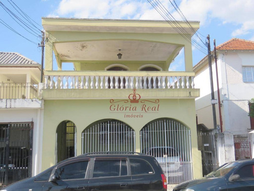 Sobrado Com 4 Dormitórios Para Alugar, 340 M² Por R$ 3.380/mês - Vila Pereira Barreto - São Paulo/sp - So0209