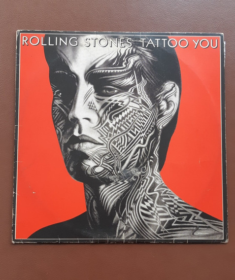 Lp Vinil The Rolling Stones - Tattoo You