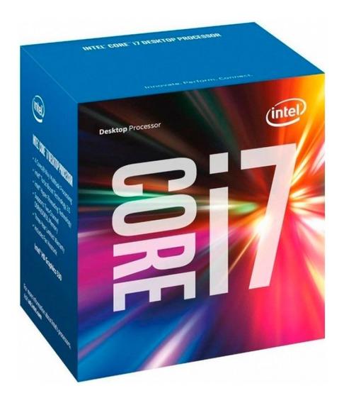 Processador Intel Core I7 7700 7a Geração 3.6ghz Lga 1151