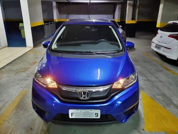 Honda Fit 1.5 2015 Flex Unica Dona