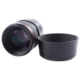 Lente Sony 85mm Fe F/1.8 Manuala6300 A6000 A7iii A7s