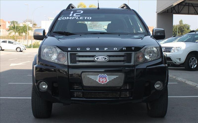 Ford Ecosport Ecosport Freestyle 1.6