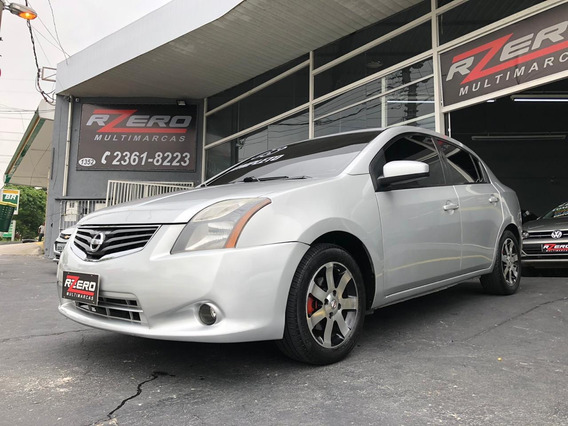 Nissan Sentra 2009 Completo 2.0 S Revisado