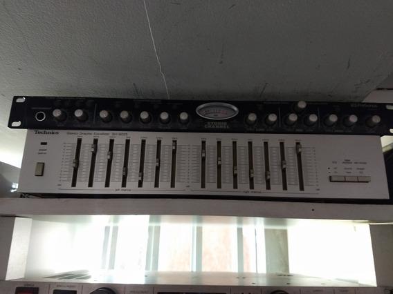 Equalizador Technics Sh-8025