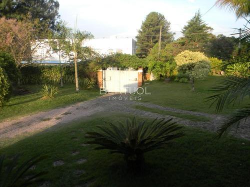 Chácara À Venda, 2 Quartos, 1 Suíte, 5 Vagas, Chácaras São Bento - Valinhos/sp - 5377