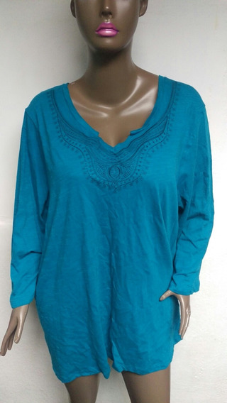 Blusa Sueters Talla Plus 1xl 2xl 3xl