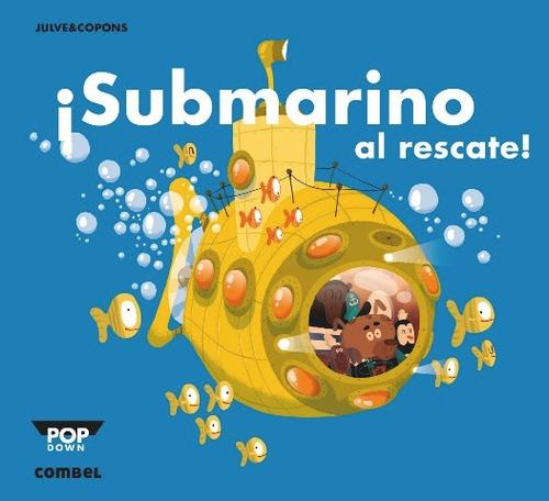 Submarino Al Rescate! . Pop-down