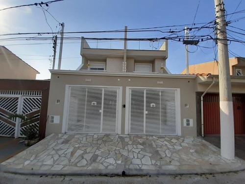 Sobrado 04 Dorm - Vila Gumercindo - So0235