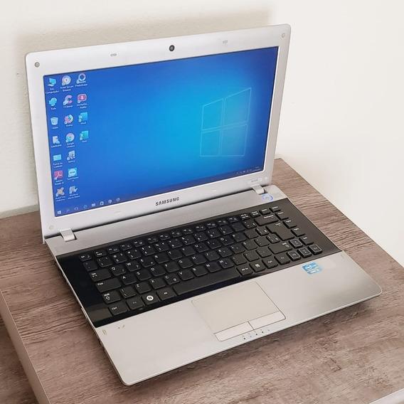 Notebook Samsung Rv420 Intel Core I3 6gb 320gb 14 Promoção!