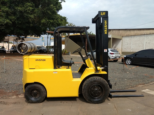 Empilhadeira Hyster 2,5t 50n