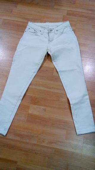 Pantalon Jeans Dama Wrangler Usado 32 Tienda Virtual