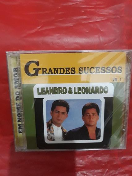 Cd Novo, Leandro E Leonardo