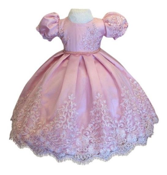 Vestido De Madrinha De Aliança - Infantil