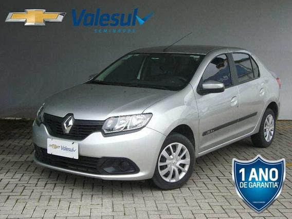 Renault Logan Expression 1.0 16v Hi-flex Mec.