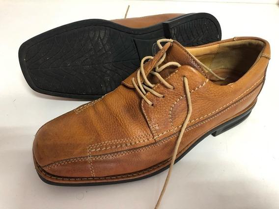 Sapato Masculino Usado Floater Sola De Borracha Barato