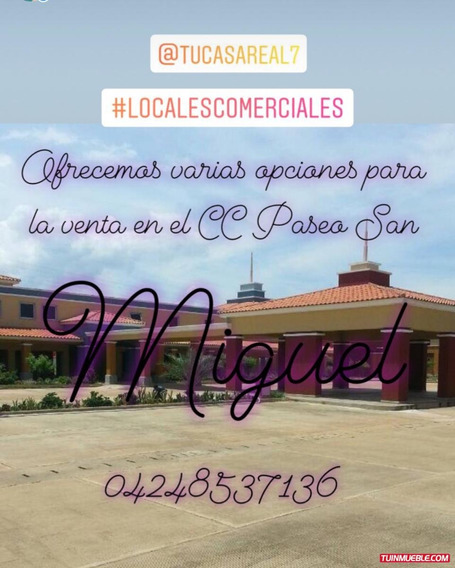 Local En Venta C C Paseo San Miguel Maturín
