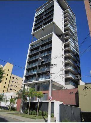 Imagem 1 de 5 de Apto Com 1 Dormitório, 44 M² - Venda Por R$ 380.000 Ou Aluguel Por R$ 1.800/mês - Parque Campolim - Sorocaba/sp - Ap1351