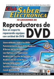 Reparación Y Mantenimiento De Dvd