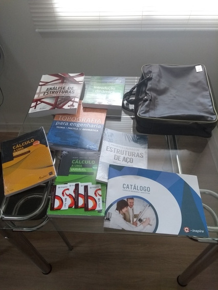 Kit De Engenharia Civil + Arquitetura