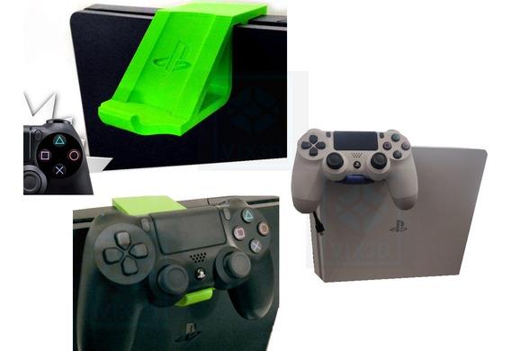 Suporte Fixar Controle No Sony Ps4 Playstation Slim