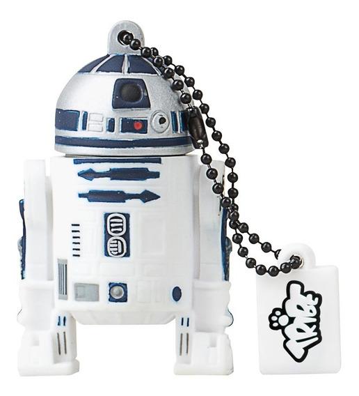 Memoria Usb 8gb Starwars Ls R2 - D2 Tribe
