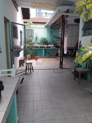 Vende-se Casa Terrea No Bairro Centro Em Sao Bernardo Do Campo - V-28994