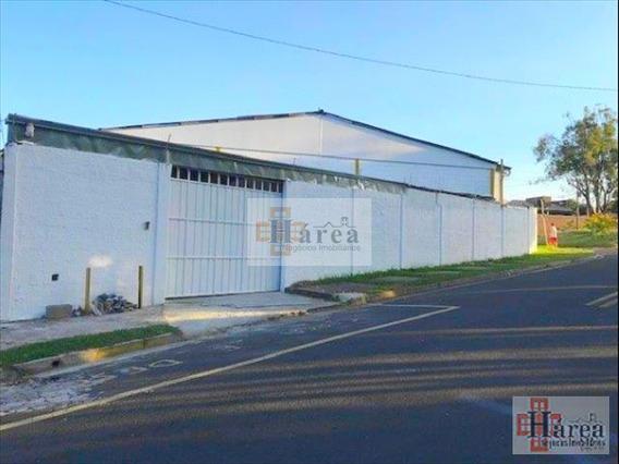 Barracão Comercial /esquina: Jd Das Estrelas - A13639