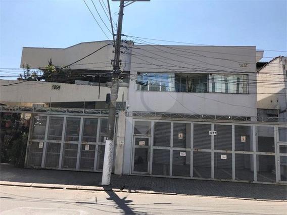 Galpão Excelente, Muito Bom E Muito Bonito Na Melhor Localização Da Vila Leopoldina - 85-im405964