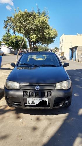 Fiat Palio Weekend 2007 1.8 Hlx Flex 5p
