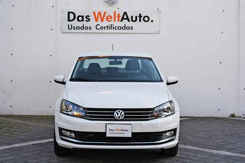 Imagen 1 de 13 de Volkswagen Vento 2020 4p Highline L4/1.6 Man