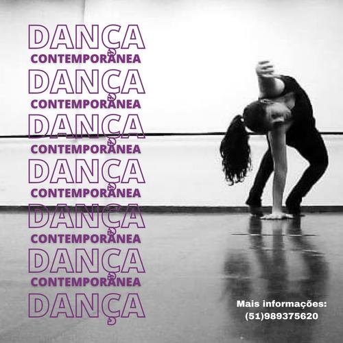 Imagem 1 de 3 de Aulas Particulares De Dança Contemporânea