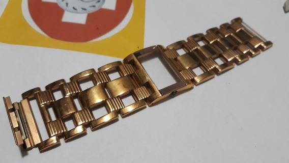 Pulseira Festina 32mm - Aço Dourado - Relógios