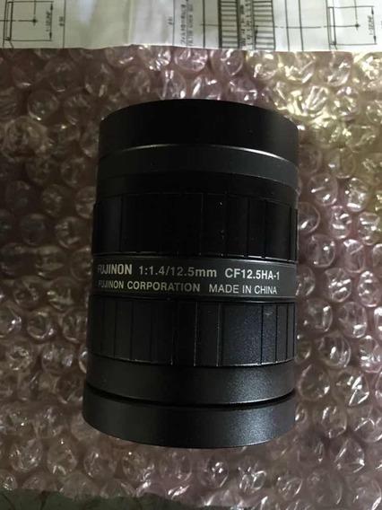 Lente Fujinon Cf12.5ha-1 ( 1:1.4/12.5mm)